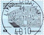 [Modern Architecture - Self Adhesive Stamps, Typ CWK1]