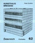 [Modern Architecture - Self Adhesive Stamps, Typ CWL1]