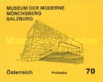 [Modern Architecture - Self Adhesive Stamps, Typ CWO]
