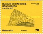 [Modern Architecture - Self Adhesive Stamps, Typ CWO1]