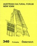 [Modern Architecture - Self Adhesive Stamps, Typ CWT]