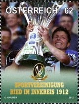 [Football - The 100th Anniversary of SV Ried, Typ CYV]