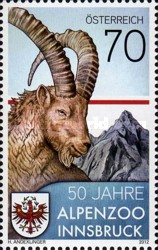 [The 50th Anniversary of the Innsbruck Alpine Zoo, Typ CZR]