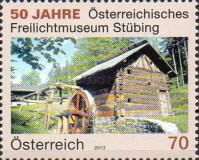 [The 50th Anniversary of the Stübing Open-Air Museum, Typ DBP]