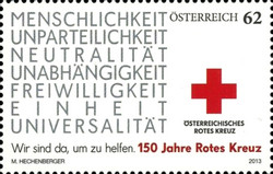 [The 150th Anniversary of the Red Cross, Typ DBR]