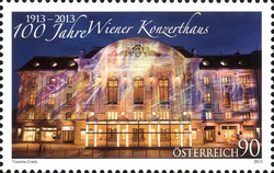 [The 100th Anniversary of the Vienna Concert Hall, Typ DBS]