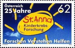 [The 25th Anniversary of Child Cancer Research at St. Anna's, Typ DBY]