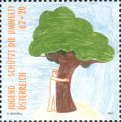 [Childrens Drawings -  Protect the Environment, Typ DCA]