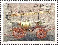 [The 150th Anniversary of the Volunteer Fire Brigade, Typ DCJ]