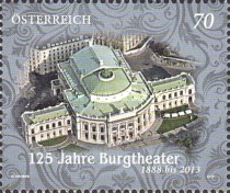 [The 125th Anniversary of Vienna National Theatre, Typ DCW]