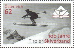 [The 100th Anniversary of the Tyrolean Ski Federation, Typ DCX]