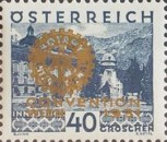 [Rotary International Convention in Vienna - Stamps of 1929 Overprinted, type DE3]