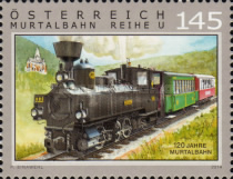 [The 120th Anniversary of the Mur Valley Railway, Typ DFE]