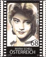 [Austrians in Hollywood - Maria Schell, 1926-2005, Typ DGW]