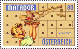 [EUROPA Stamps - Old Toys, Typ DHB]