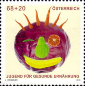 [Youth Stamp - Eat Healthy, Typ DHE]