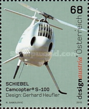 [Austrian Designs - Schiebel Camcopter S-100, type DHW]