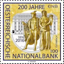 [The 200th Anniversary of the National Bank of Austria, Typ DIF]