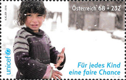 [UNICEF - A Fair Chance for Every Child, Typ DIL]
