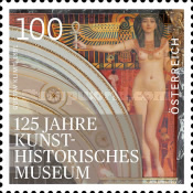 [The 125th Anniversary of the KHM - Austrian Museum of Fine Arts, Vienna, Typ DIP]