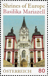 [The 20th Anniversary of the Shrines of Europe - The Basilica of Mariazell, Typ DJC]