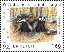 [Wild Animals and Hunting - Badger, Typ DKE]