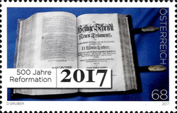 [The 500th Anniversary of the Reformation, Typ DLG]