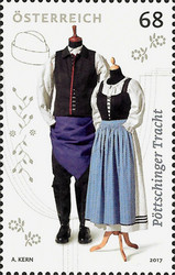 [Traditional Costumes - Pöttsching, Typ DLT]