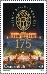[The 175th Anniversary of the Vienna Philharmonic Orchestra, Typ DMC]