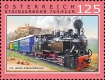 [The 125th Anniversary of the Stainz Railway, Typ DMD]