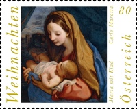 [Christmas - Maria with Child, Typ DMX]