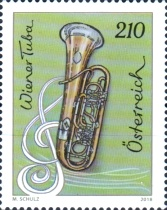 [Musical Instruments - Viennese Tuba, Typ DNC]