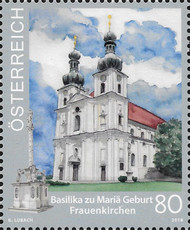[Basilica of the Nativity of Mary -  Frauenkirchen, Austria, Typ DOY]