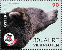 [The 30th Anniversary of Four Paws Austria, Typ DPD]