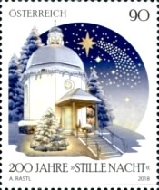 [Christmas - The 200th Anniversary of Silent Night, Typ DPL]