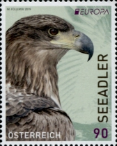 [EUROPA Stamps - National Birds, type DQJ]