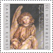 [Sacral Art - Angel from the Baptism of Christ, type DQQ]