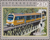 [Mariazell Railway - Himmelstreppe, type DRF]