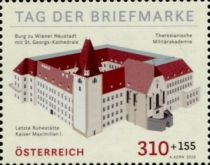 [Stamp Day - The 500th Anniversary of the Death of Emperor Maximilian I, 1459-1519, type DRH]
