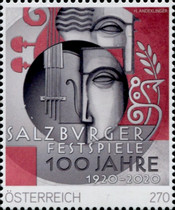 [The 100th Anniversary of the Salzburg Festival, Typ DRS]