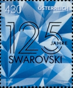 [The 125th Anniversary of Swarovski, Typ DTI]