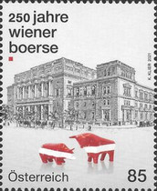 [The 250th Anniversary of the Vienna Stock Exchange, type DVD]