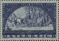 [Wipa Stamp Exhibition, type DW2]