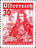 [Catholic Congress Charity Stamp, Typ DZ]