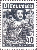 [Catholic Congress Charity Stamp, Typ EA]
