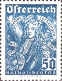 [Catholic Congress Charity Stamp, type EB]