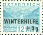 [Winter Charity Overprint, Typ ED1]