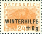 [Winter Charity Overprint, Typ ED2]