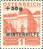 [Winter Charity Overprint, Typ ED3]
