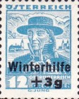 [Winter Charity - National Costumes Stamps in Different Colors Overprinted, Typ ED5]